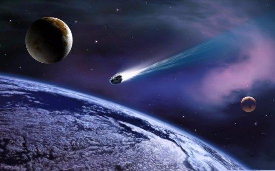 Ученые определили, как различные метеориты влияют на нашу планету