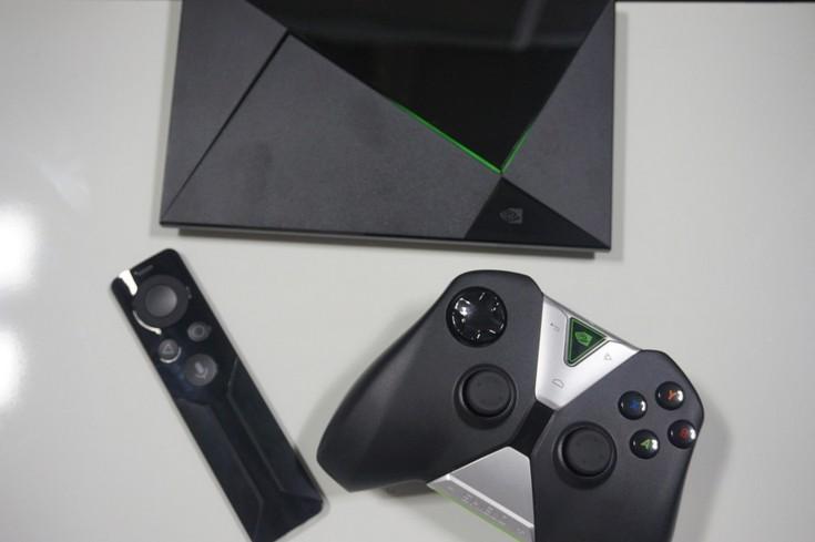 Nvidia представит новую приставку Shield