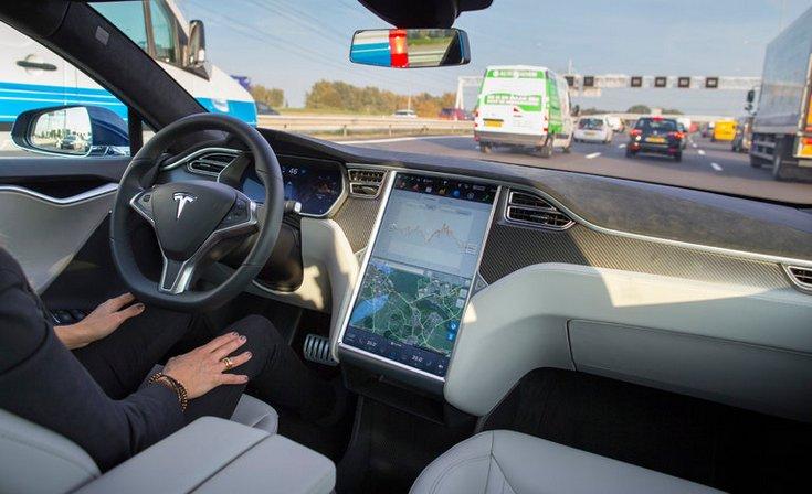 Samsung работает над решениями для самоуправляемых автомобилей