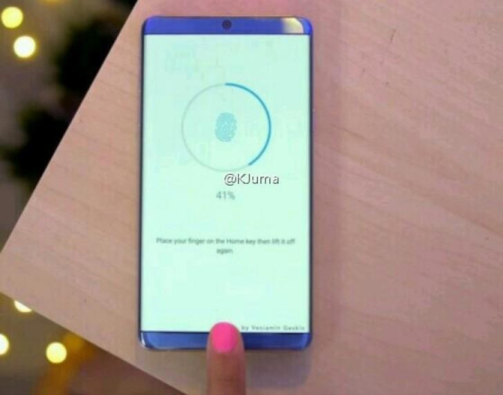 Смартфон Huawei Honor Magic будет иметь рамки сверху и снизу