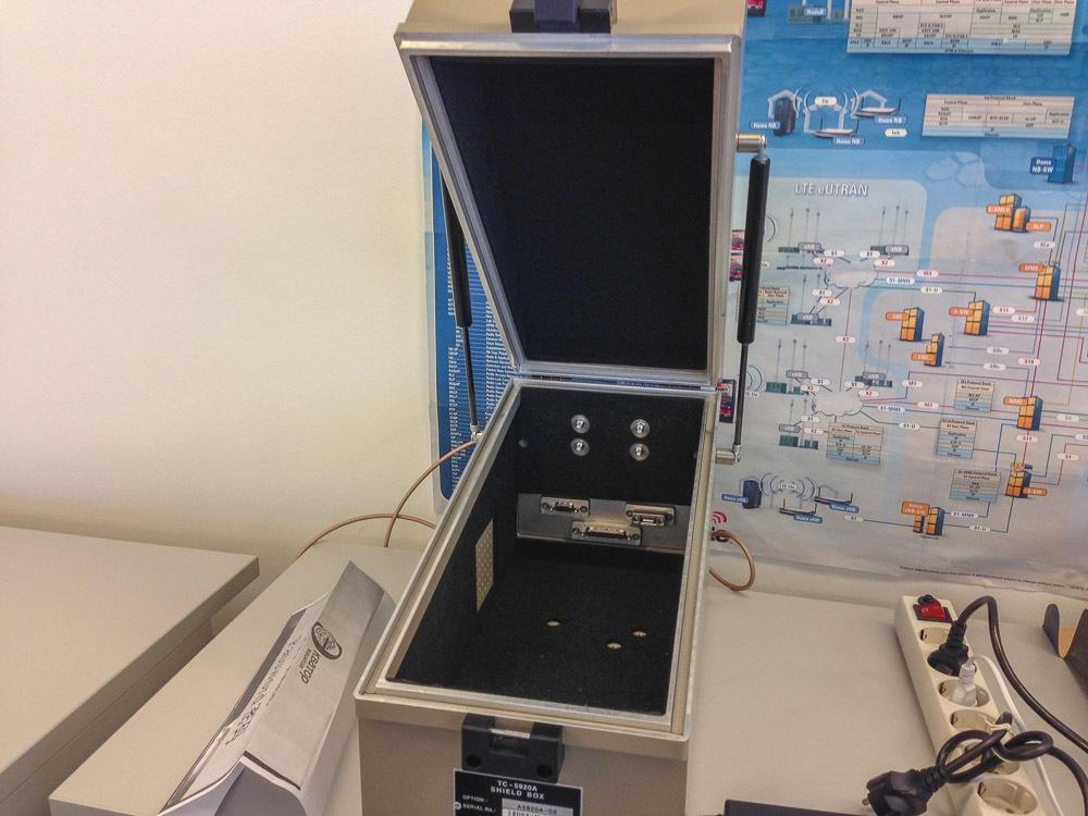 Лаборатория «МегаФона»: как сотовый оператор тестирует технику - 18
