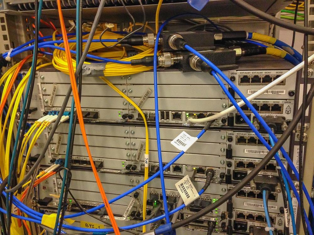 Лаборатория «МегаФона»: как сотовый оператор тестирует технику - 24
