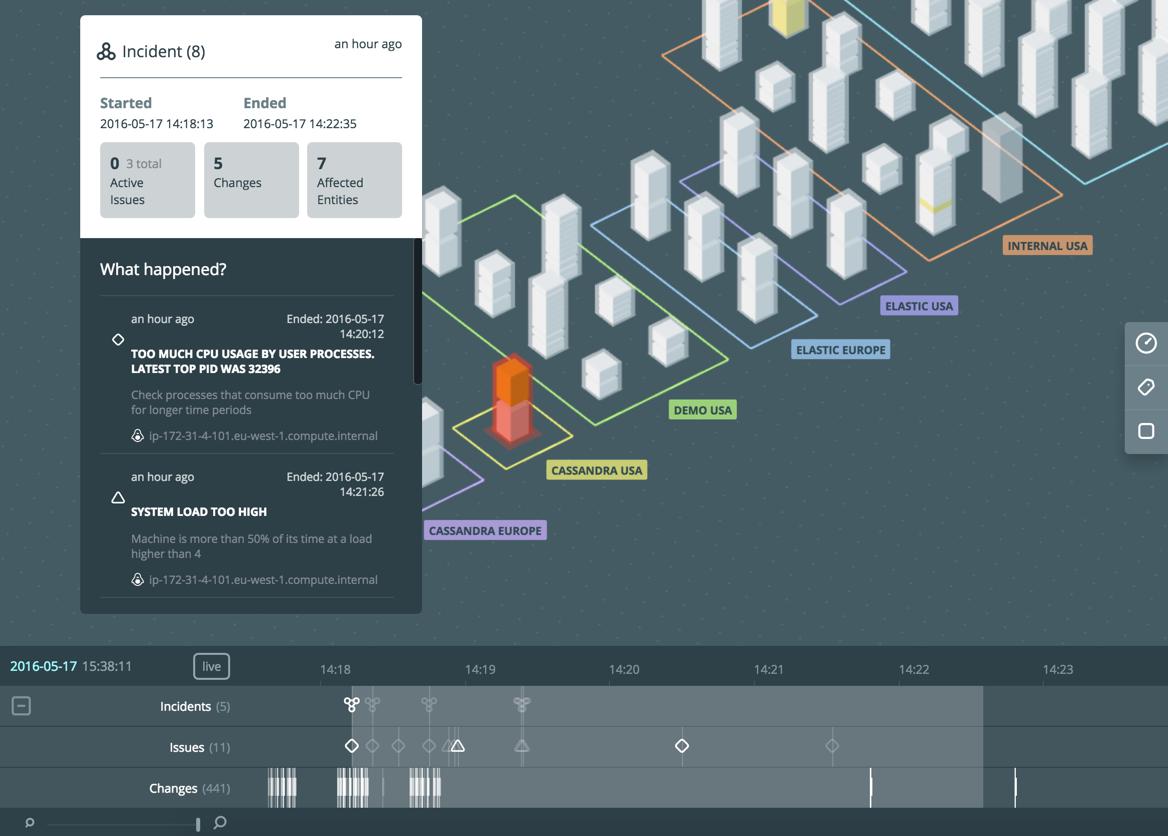 Обзор системы мониторинга приложений Instana - 14