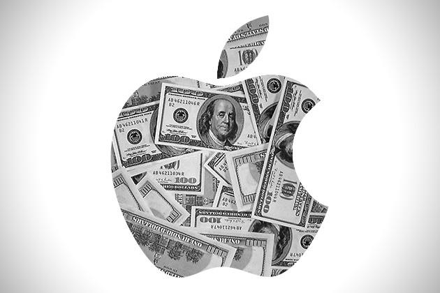 По оценке Drexel Hamilton, акции Apple остаются одними из самых недооцененных