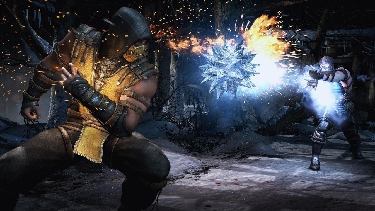 Mortal Kombat: всё началось с апперкота. Интервью с одним из создателей серии игр MK - 10