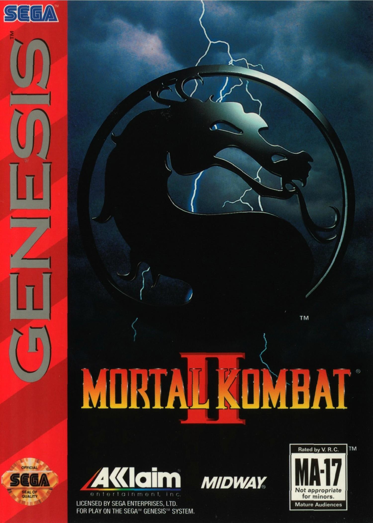 Mortal Kombat: всё началось с апперкота. Интервью с одним из создателей серии игр MK - 5