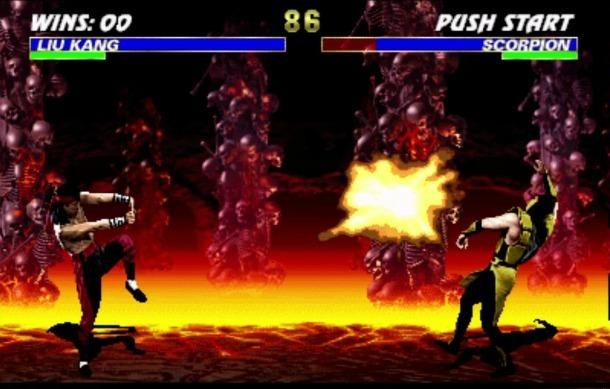 Mortal Kombat: всё началось с апперкота. Интервью с одним из создателей серии игр MK - 6