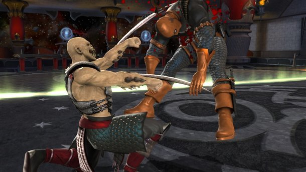 Mortal Kombat: всё началось с апперкота. Интервью с одним из создателей серии игр MK - 8