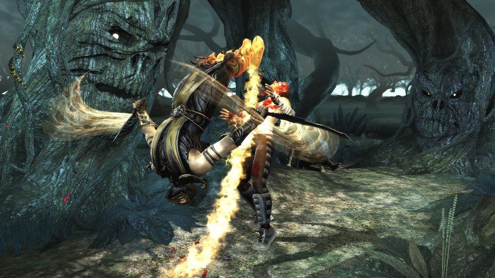 Mortal Kombat: всё началось с апперкота. Интервью с одним из создателей серии игр MK - 9