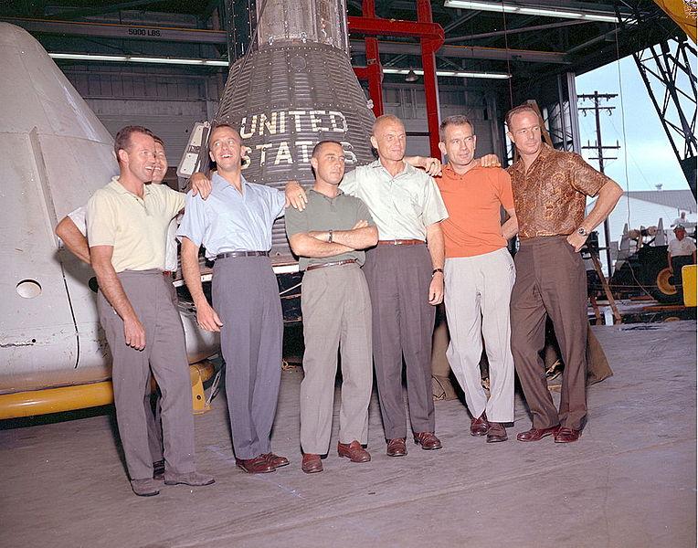 Умер Джон Гленн, первый американец, совершивший орбитальный полет - 2