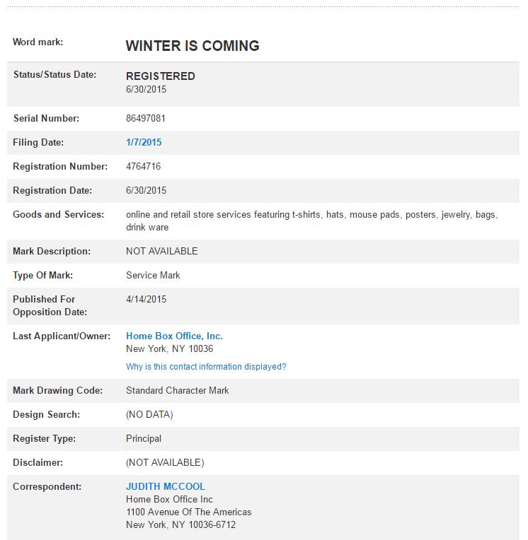 HBO заставила удалить детский рисунок с надписью «Зима близко» - 3