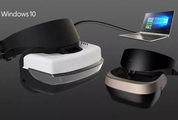 Microsoft хочет сделать следующий год годом Windows 10 VR