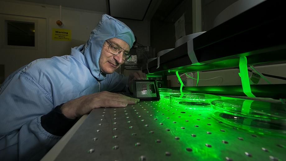 Австралийцы разработали оптический чип для телескопов, позволяющий увидеть тусклые экзопланеты - 2