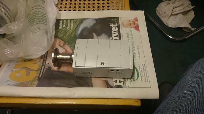 Электронный микроскоп в гараже: Про вакуум - 5