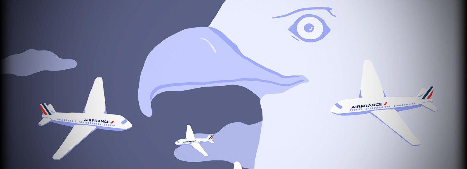 Как спецслужбы США и Великобритании переговоры абонентов в самолетах прослушивали - 1