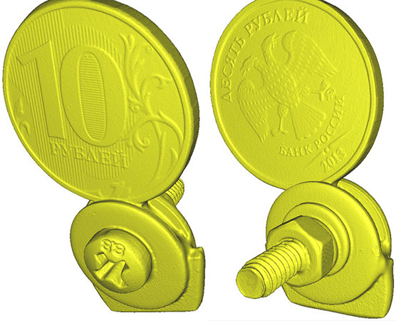 3D-сканеры до 500 000 рублей - 14