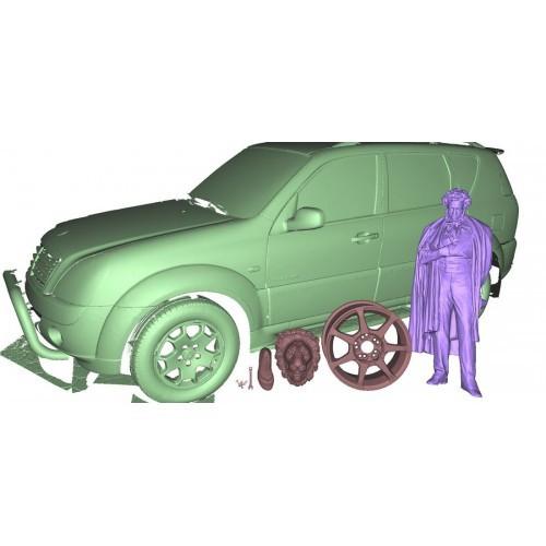 3D-сканеры до 500 000 рублей - 21