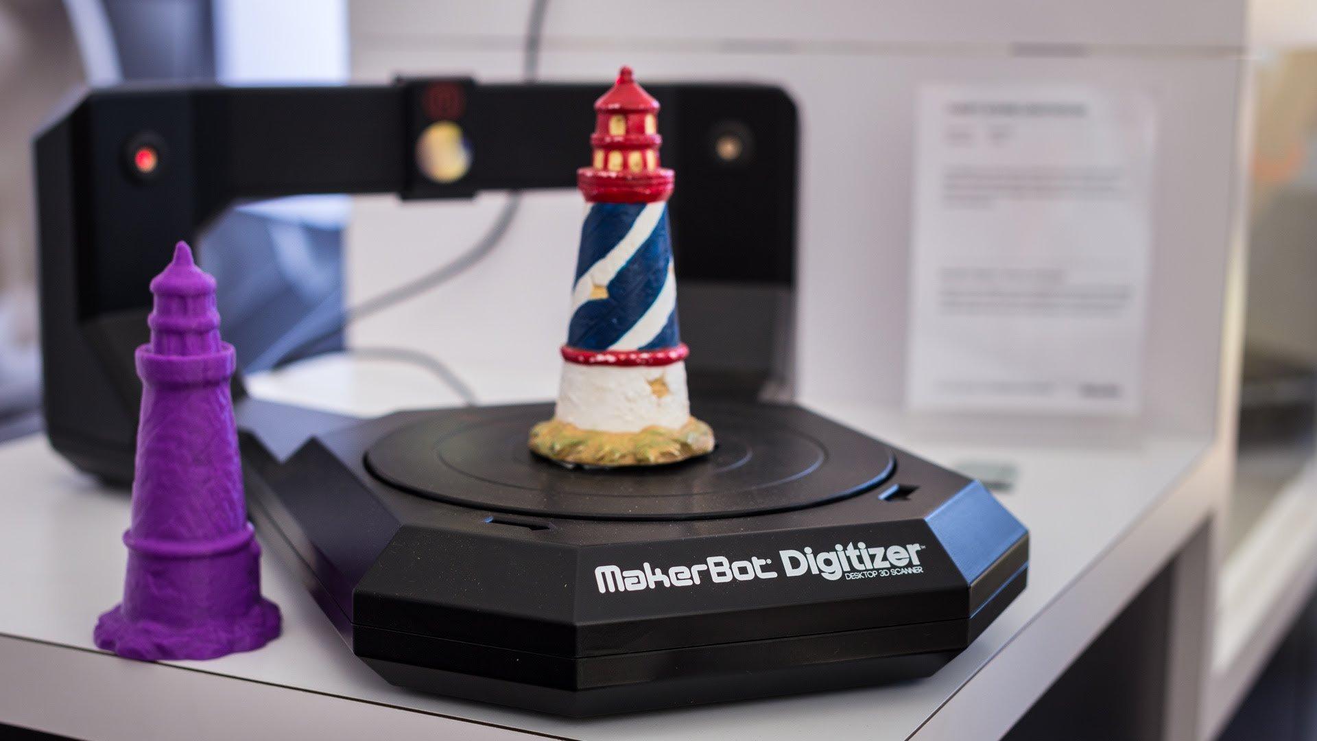 3D-сканеры до 500 000 рублей - 9