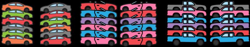 CSS-селекторы в автосалоне - 1