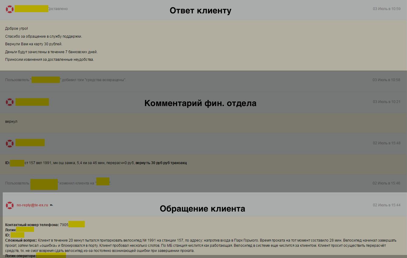 Как Велобайк внедрил UseDesk и ускорил поддержку в 6 раз - 7