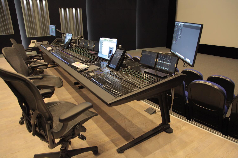 «Новое в мире звука»: фонограммы в формате Dolby Atmos будут записывать на «Мосфильме» - 1