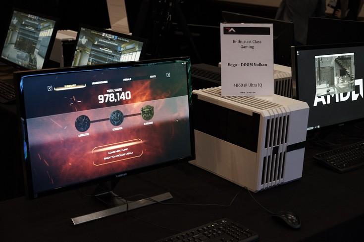 Карта AMD с GPU Vega оказалась быстрее даже Tesla P100