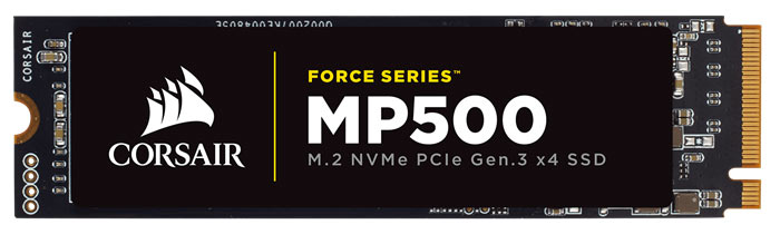 Накопители Corsair Force MP500