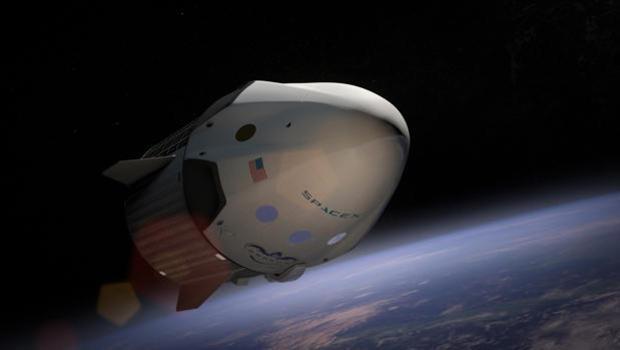 SpaceX отправит людей в космос не в 2017, а в 2018 году
