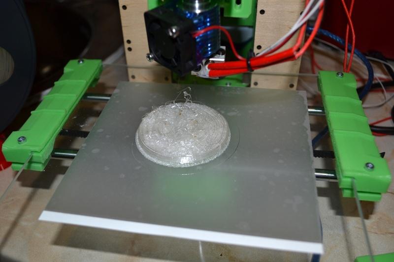 Импортозамещение снеговиков, или готовимся к Новому Году с 3D-принтером «3D-Старт» от Даджет - 14