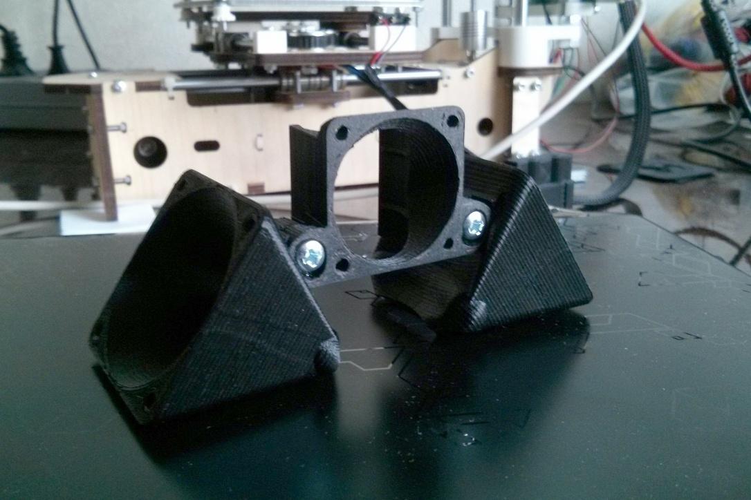 Импортозамещение снеговиков, или готовимся к Новому Году с 3D-принтером «3D-Старт» от Даджет - 19