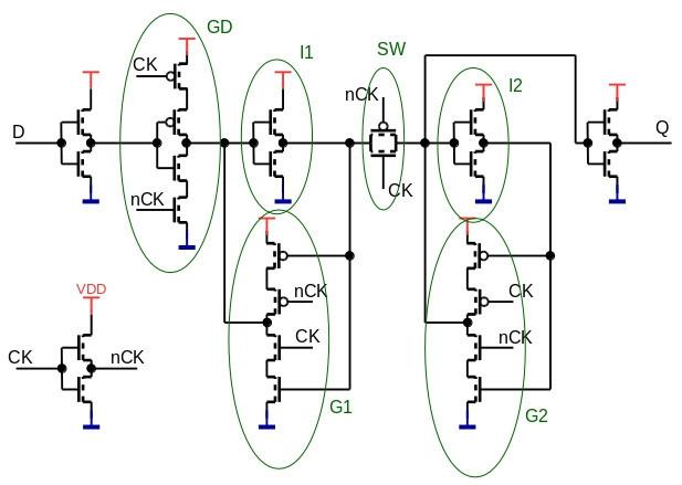 О метастабильности в электронике - 4