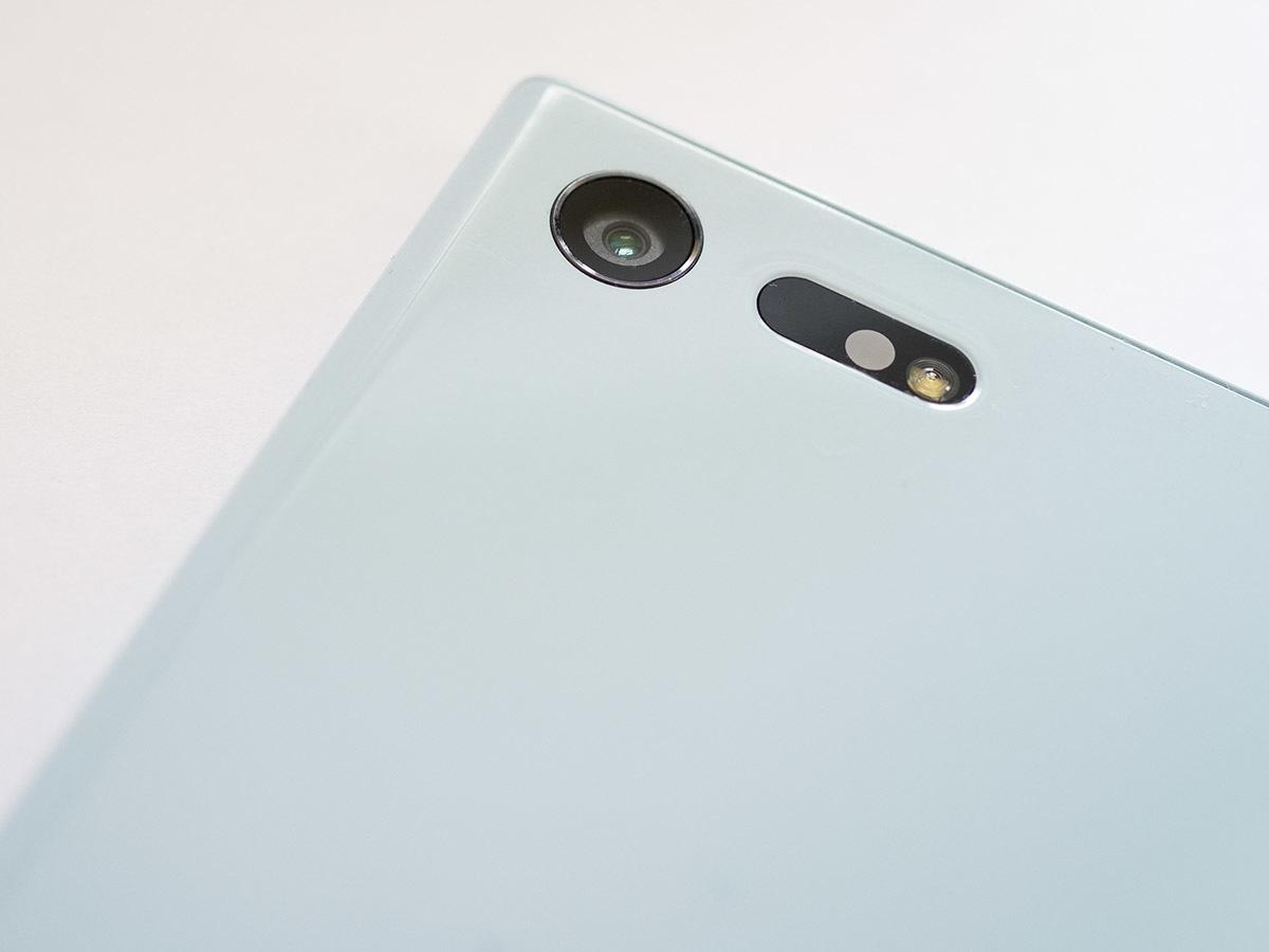 Обзор смартфона Sony Xperia XCompact - 8