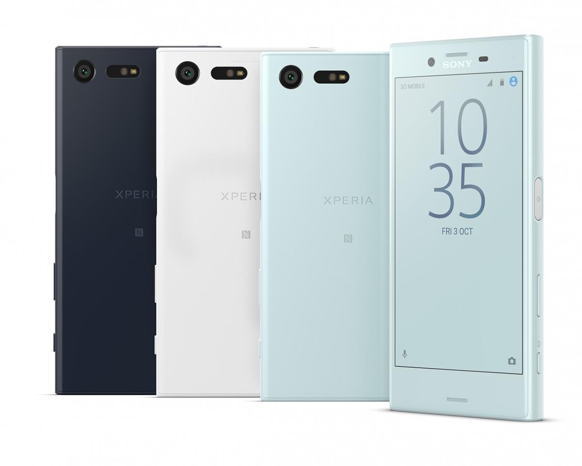 Обзор смартфона Sony Xperia XCompact - 1