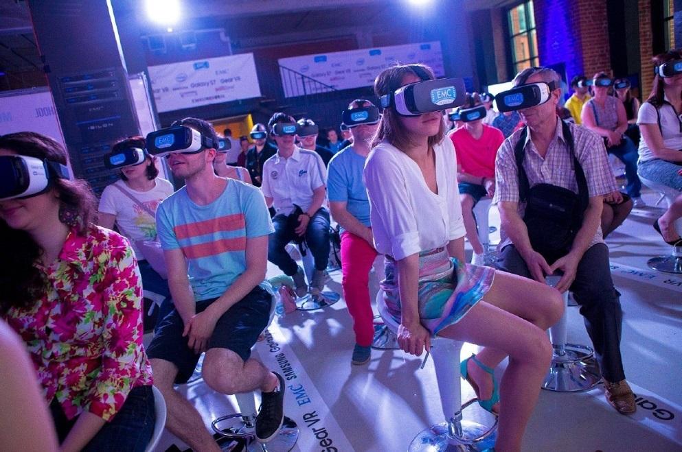 Презентации и видео выступлений с митапа по виртуальной реальности VR-Today - 3