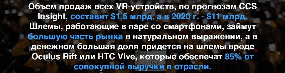 Презентации и видео выступлений с митапа по виртуальной реальности VR-Today - 6