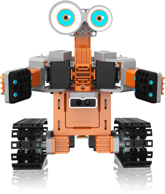 Робот TankBot на гусеничном ходу пополнил семейство Jimu Robot