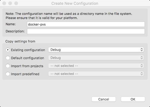 Встраиваем PVS-Studio в Eclipse CDT (macOS) - 1