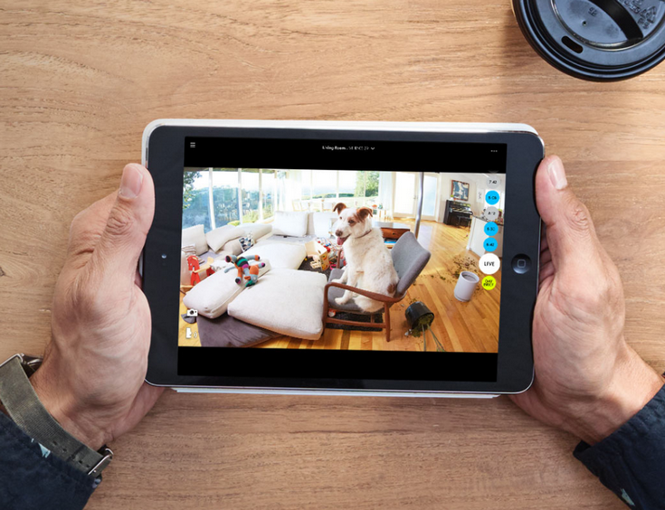 Logitech предлагает для камеры Circle Home Security Camera обновление возможностей