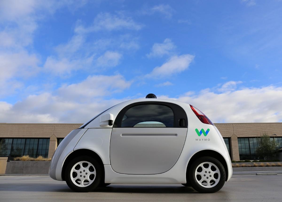 Беспилотные автомобили Google получили юридическое лицо: Waymo - 1