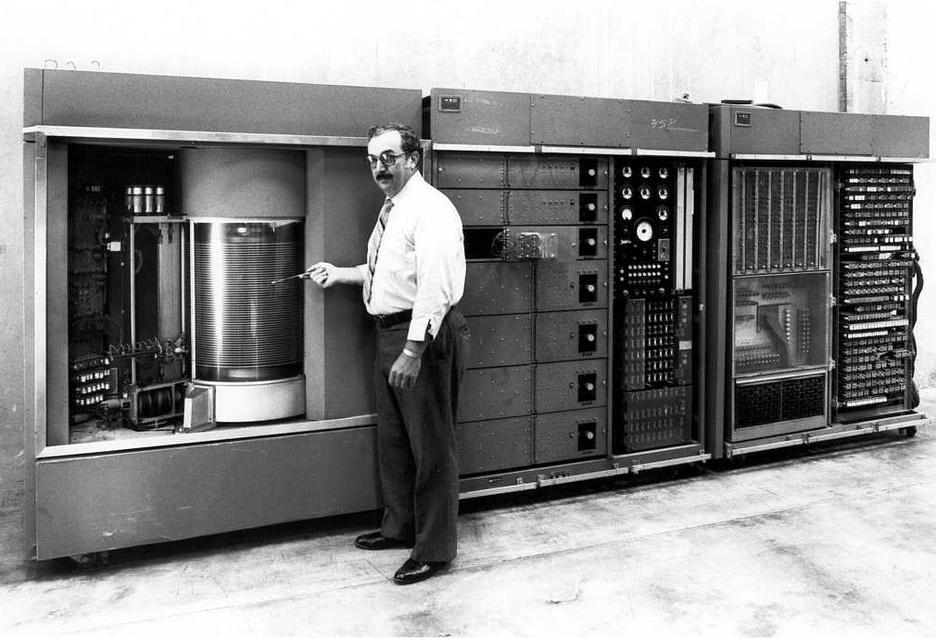 Обработка и хранение данных: от древности до ЦОДов - 8