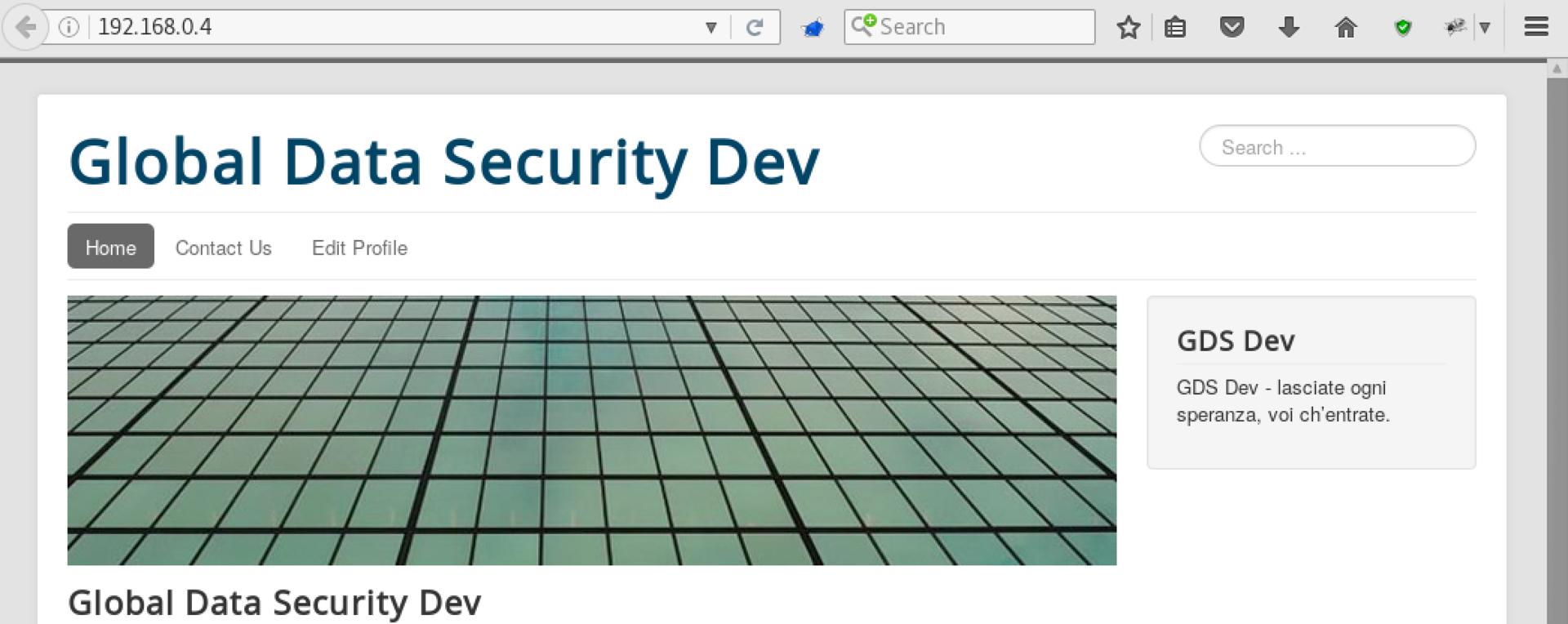Пентест в Global Data Security — прохождение 10-й лаборатории Pentestit - 36
