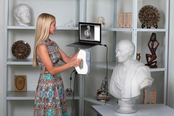 Профессиональные 3D-сканеры до 1,5 млн рублей - 12