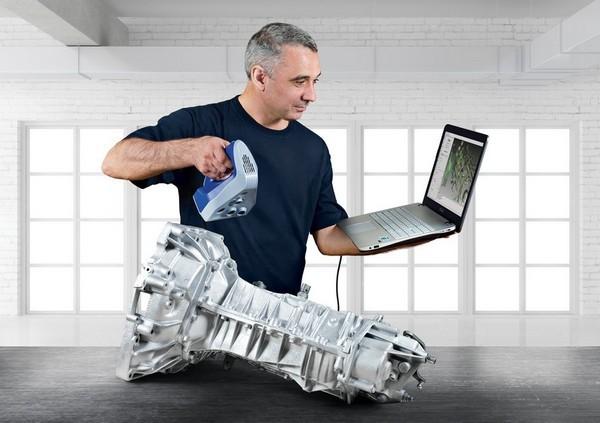 Профессиональные 3D-сканеры до 1,5 млн рублей - 15
