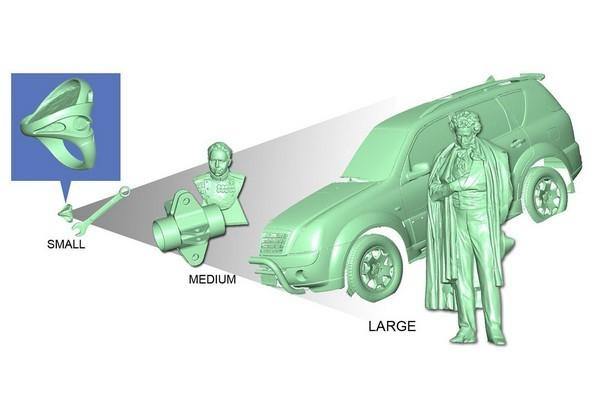 Профессиональные 3D-сканеры до 1,5 млн рублей - 7