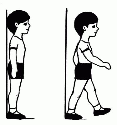 Проприоцепция для неспециалистов. Часть 1: Ровная спина стоя за 10 секунд - 1