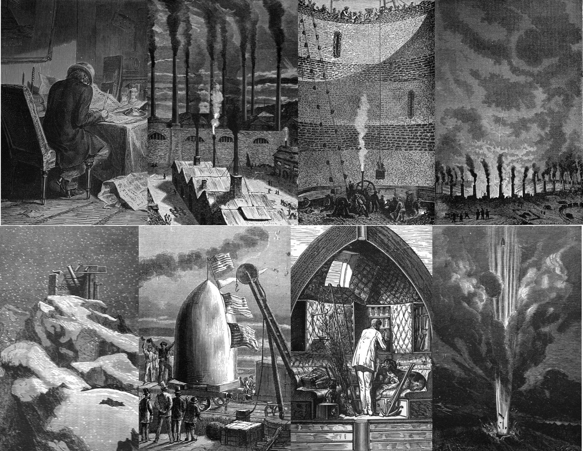 С Земли на Луну. История и математика. Часть 1 - 2