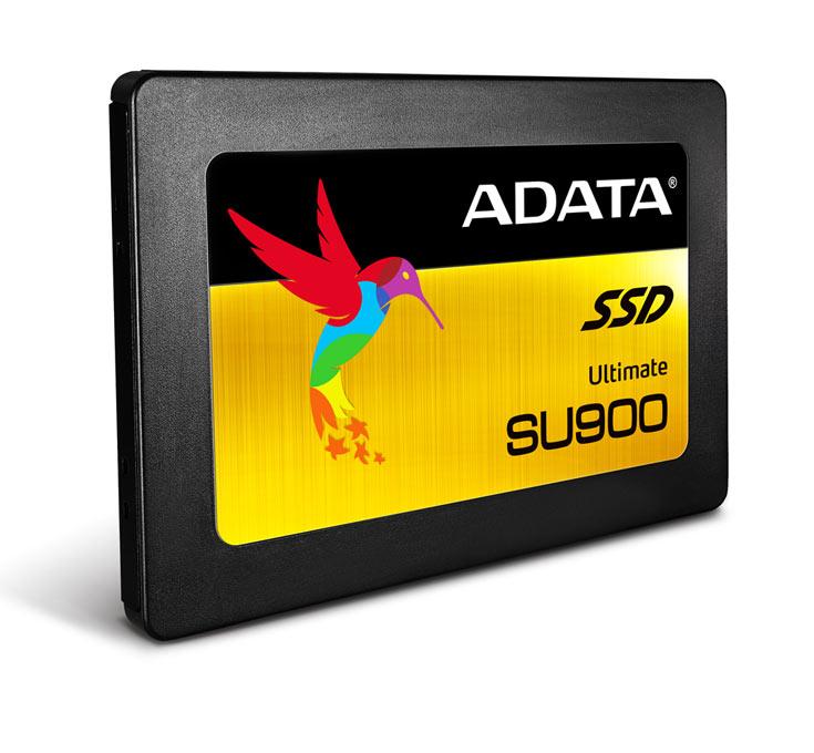 Твердотельные накопители Adata Ultimate SU900 выпускаются объемом до 2 ТБ