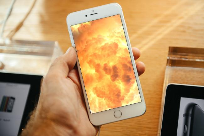 Власти Кореи проверят, не представляет ли iPhone 6s такую же опасность, как и Samsung Galaxy Note7