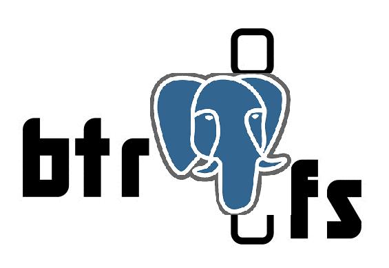 PostgreSQL slave + btrfs и systemd=горячая тестовая база - 1
