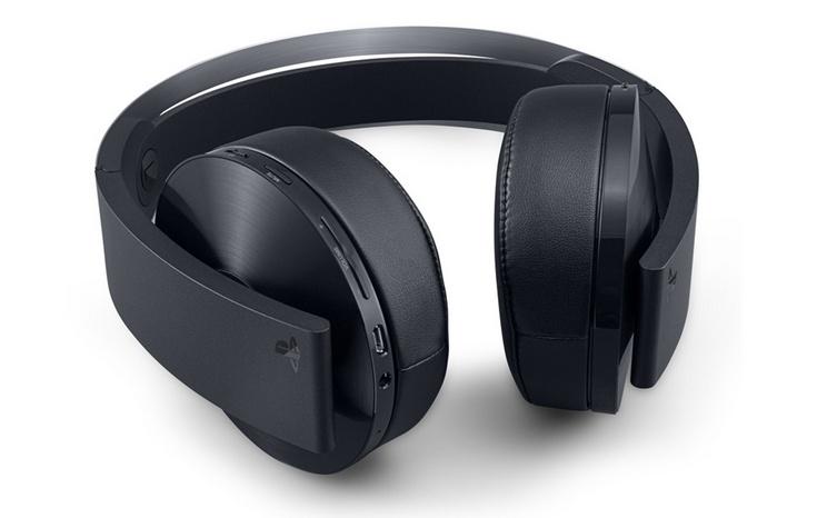 Беспроводная гарнитура Sony Platinum Wireless Headset стоит 160 долларов